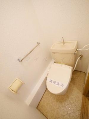 【トイレ】シティハイムSAKAE1