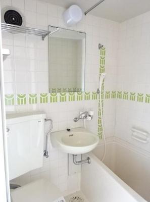 【浴室】シティコア上野毛