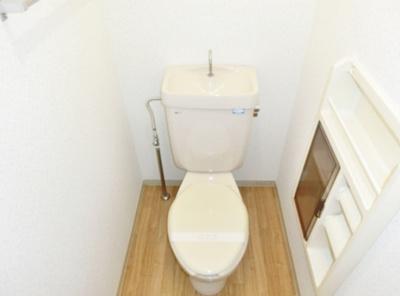 【トイレ】パル・モリノ