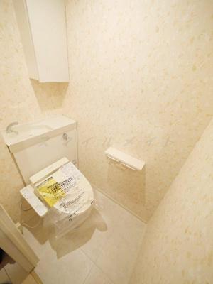 【トイレ】リクヴィルⅡ