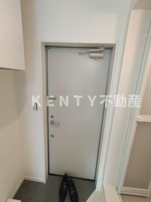 【設備】Glansky羽田 303