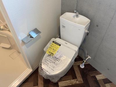 【トイレ】レオリオ