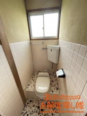 【トイレ】くるみコーポ