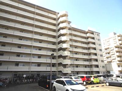 総戸数125邸、新日本製鐵施工