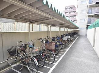 【駐輪場】ドムール新北島公園