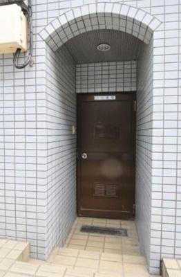 【エントランス】メゾンドエスポワール