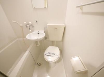 【トイレ】DRホームズ浮間舟渡