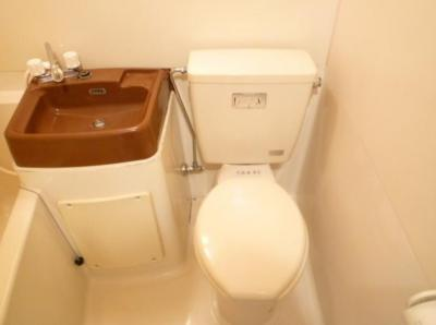 【トイレ】トップ石神井公園