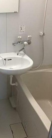 【浴室】リバーサイド石神井