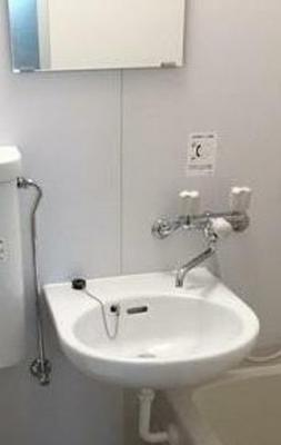 【洗面所】リバーサイド石神井