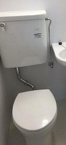 【トイレ】リバーサイド石神井