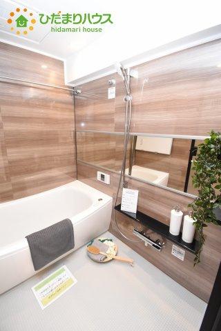 【浴室】コスモ大宮ラヴィール