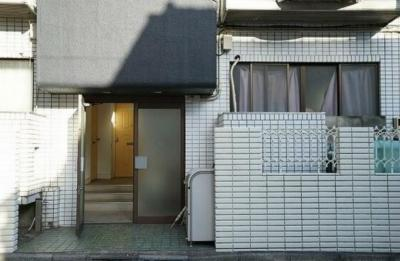 【エントランス】トクスケマンション
