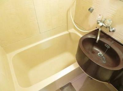 【浴室】トクスケマンション