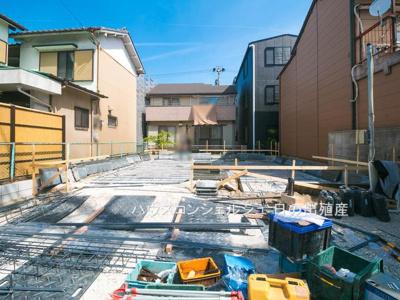 【外観】名古屋市南区堤起町2丁目81【仲介手数料無料】新築一戸建て