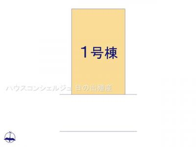 【区画図】名古屋市南区堤起町2丁目81【仲介手数料無料】新築一戸建て