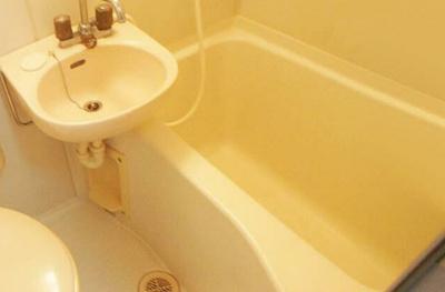 【浴室】フローラル練馬