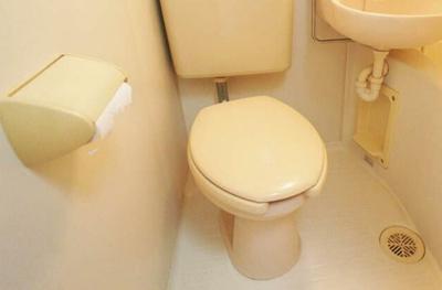 【トイレ】フローラル練馬