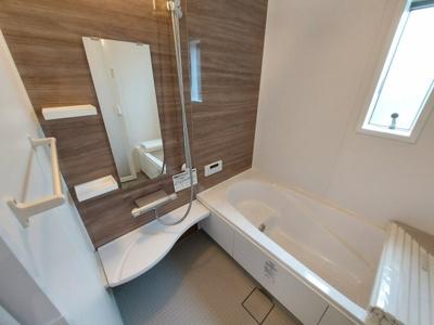 【浴室】名古屋市中川区本前田町245【仲介手数料無料】新築一戸建て 1号棟