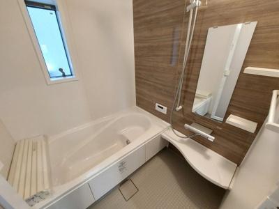 【浴室】名古屋市中川区本前田町245【仲介手数料無料】新築一戸建て 4号棟