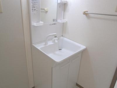 【洗面所】サンフレア32
