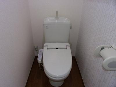 【トイレ】グリーンアヴェニューA棟