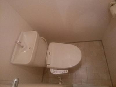 【トイレ】ハイツプレミール