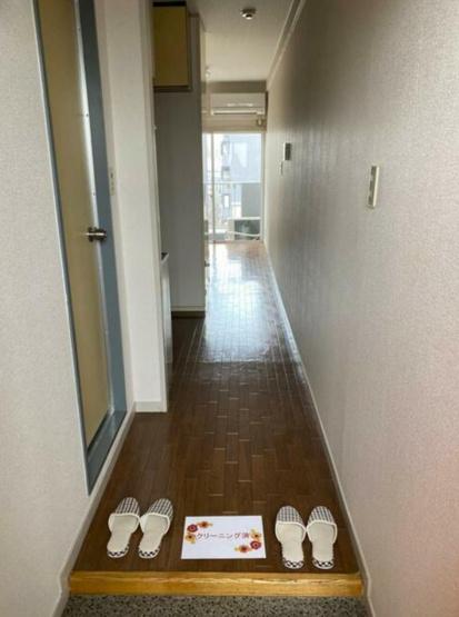 【玄関】サンクチュアリーフォレスト