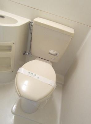 【トイレ】サンクチュアリーフォレスト