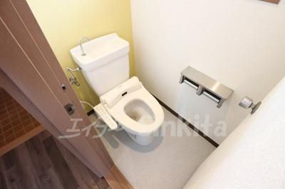 【トイレ】湊興産第5ビル