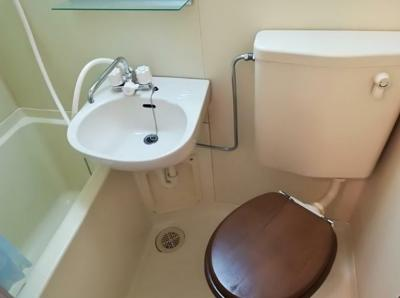 【浴室】エヴェナール井荻2