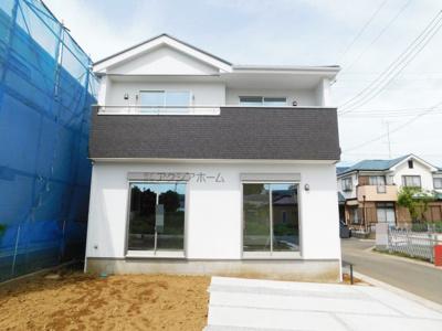 【外観】飯能市大字双柳・全3棟 新築一戸建 1号棟