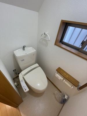 【トイレ】堺市西区浜寺石津町西 中古戸建