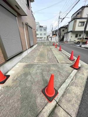 【駐車場】堺市西区浜寺石津町西 中古戸建