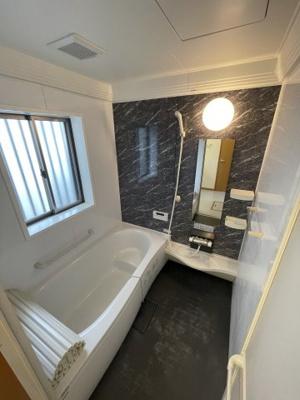 【浴室】堺市西区浜寺石津町西 中古戸建