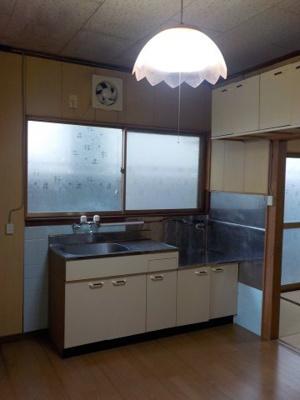 【キッチン】S様関戸3丁目戸建