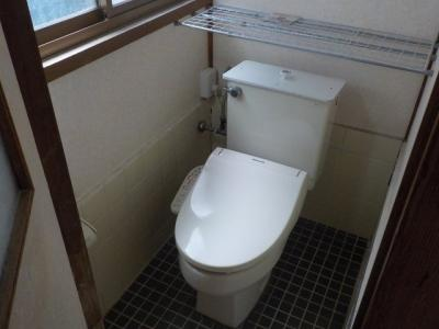 【トイレ】S様関戸3丁目戸建