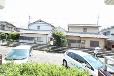【展望】灰本コーポ
