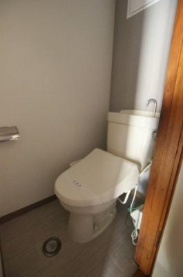 【トイレ】灰本コーポ