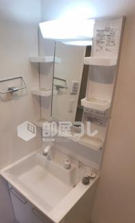 【独立洗面台】G-GRAND東新宿