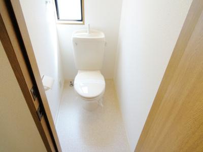 【トイレ】エスペランス中筋B棟