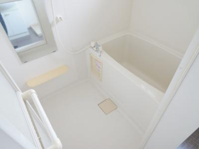 【浴室】エスぺランス中筋C棟