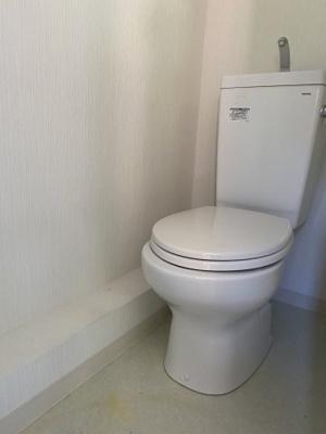 【トイレ】河野アパート