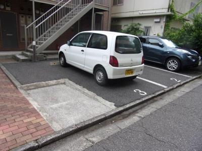 【駐車場】アムールメゾンSato(アムールメゾンサト)