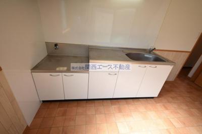 【キッチン】コスモシティーⅡ番館