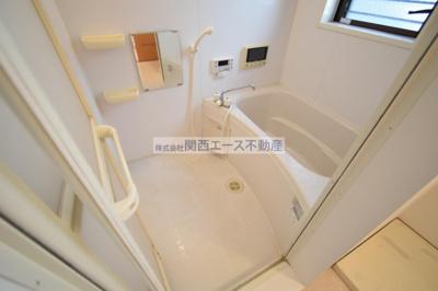 【浴室】コスモシティーⅡ番館