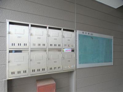 【その他共用部分】西浦コーポ
