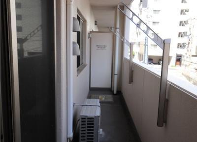 【バルコニー】Habitation Daiwa
