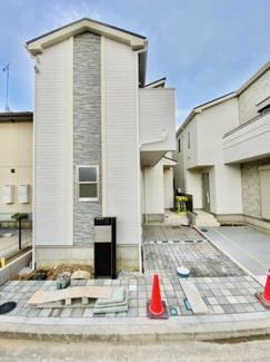 【外観】梅田小中に近い十間坂3丁目