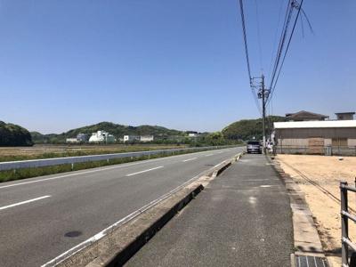 【周辺】宗像市東郷一丁目(売地)
